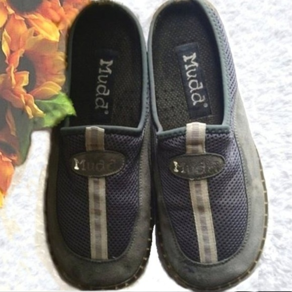 mudd shoes suede leather sporty slides sneaker style 10 poshmark
